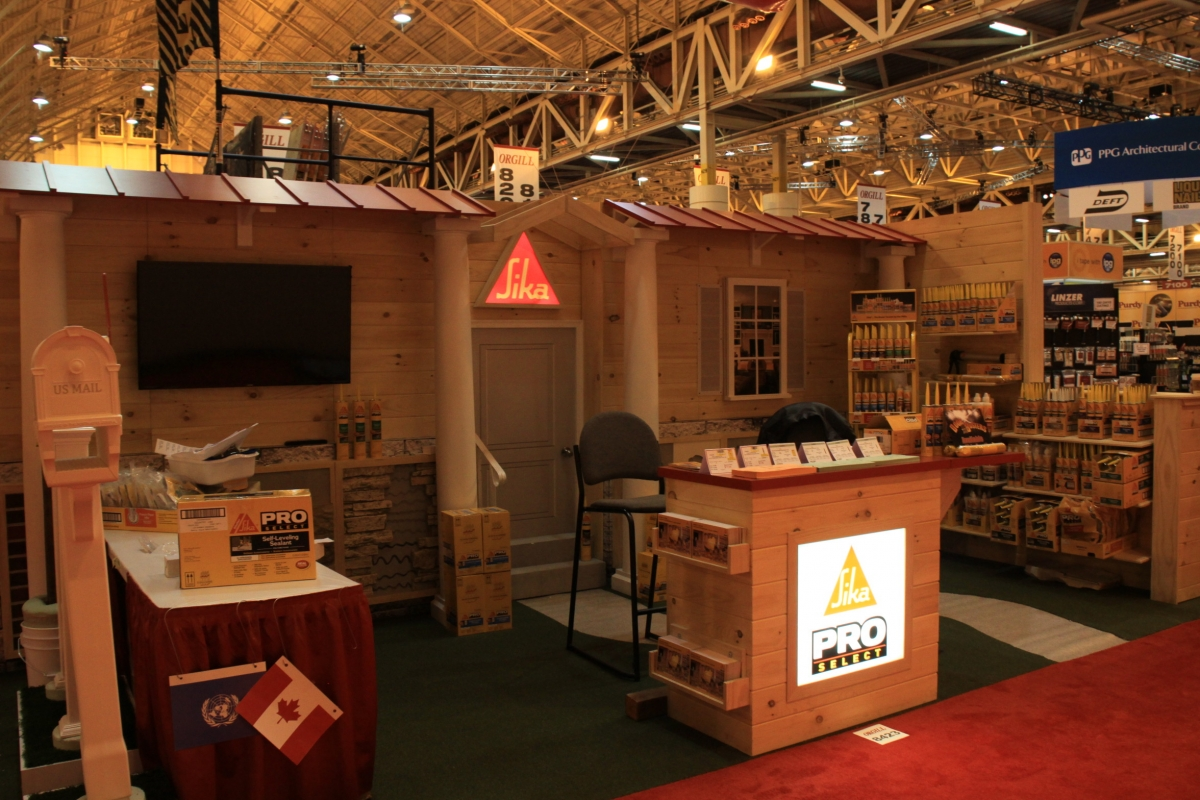 Sika Booth